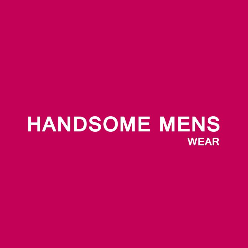 Handsome Mens Wear