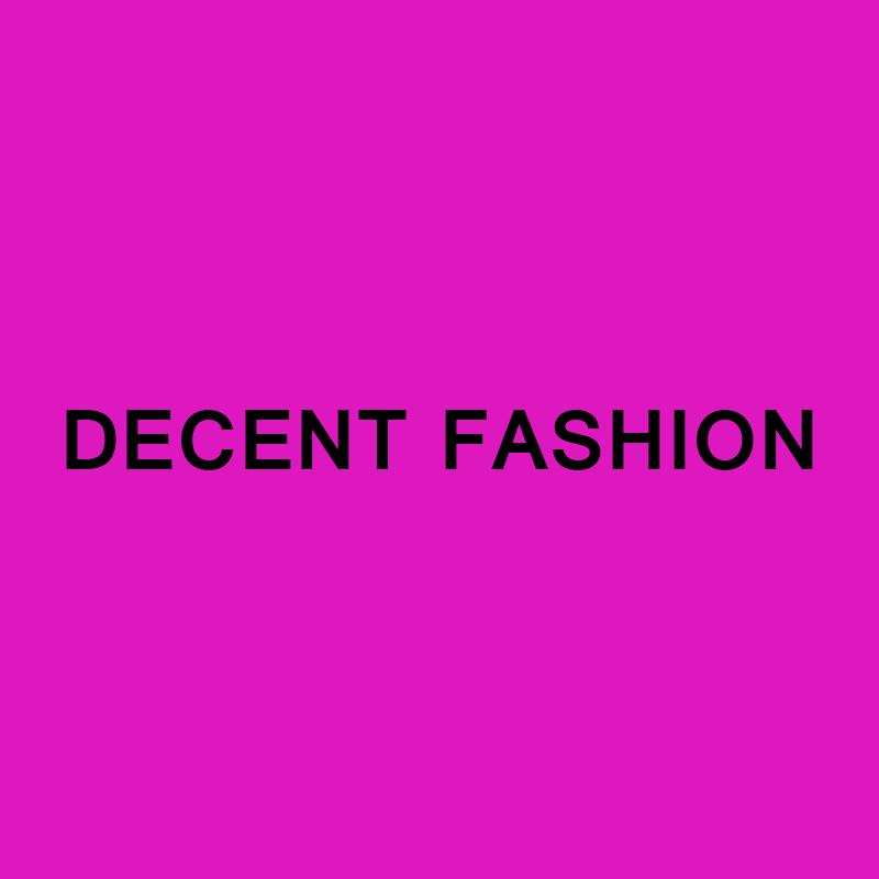 Decent Fashion