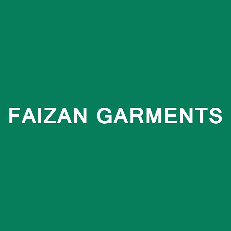 Faizan Garments