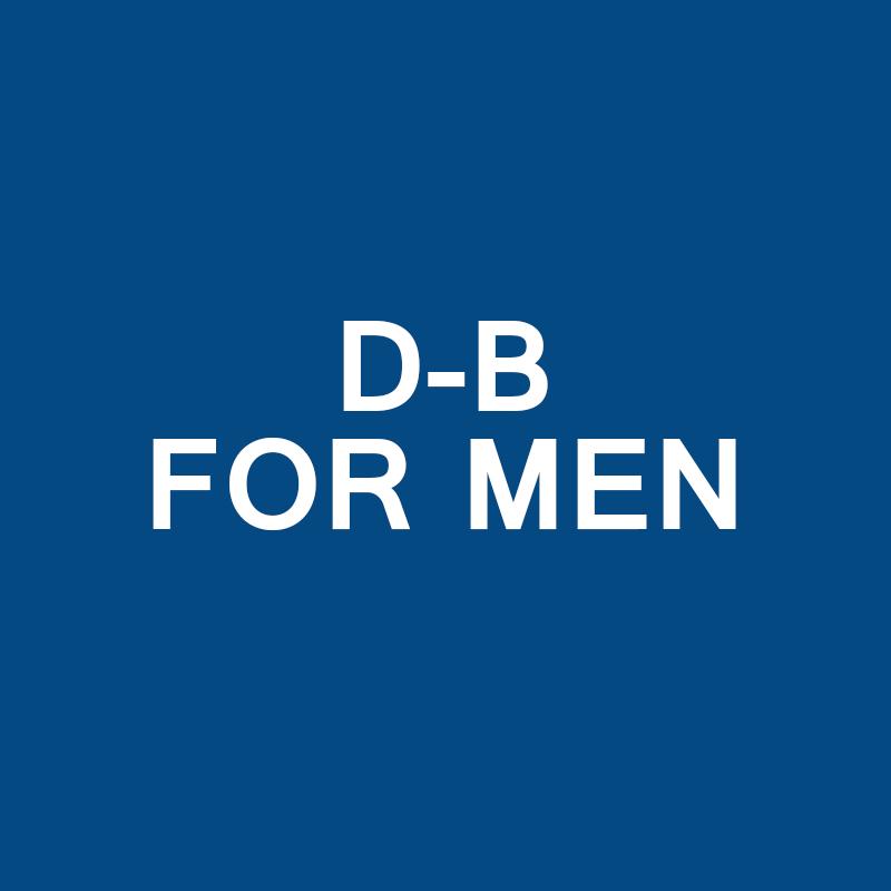 D-B For Men