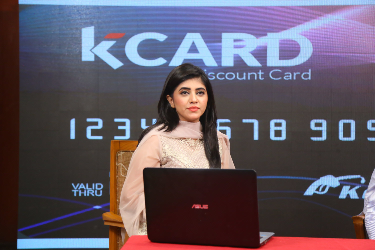K Card Inauguration Ceremony