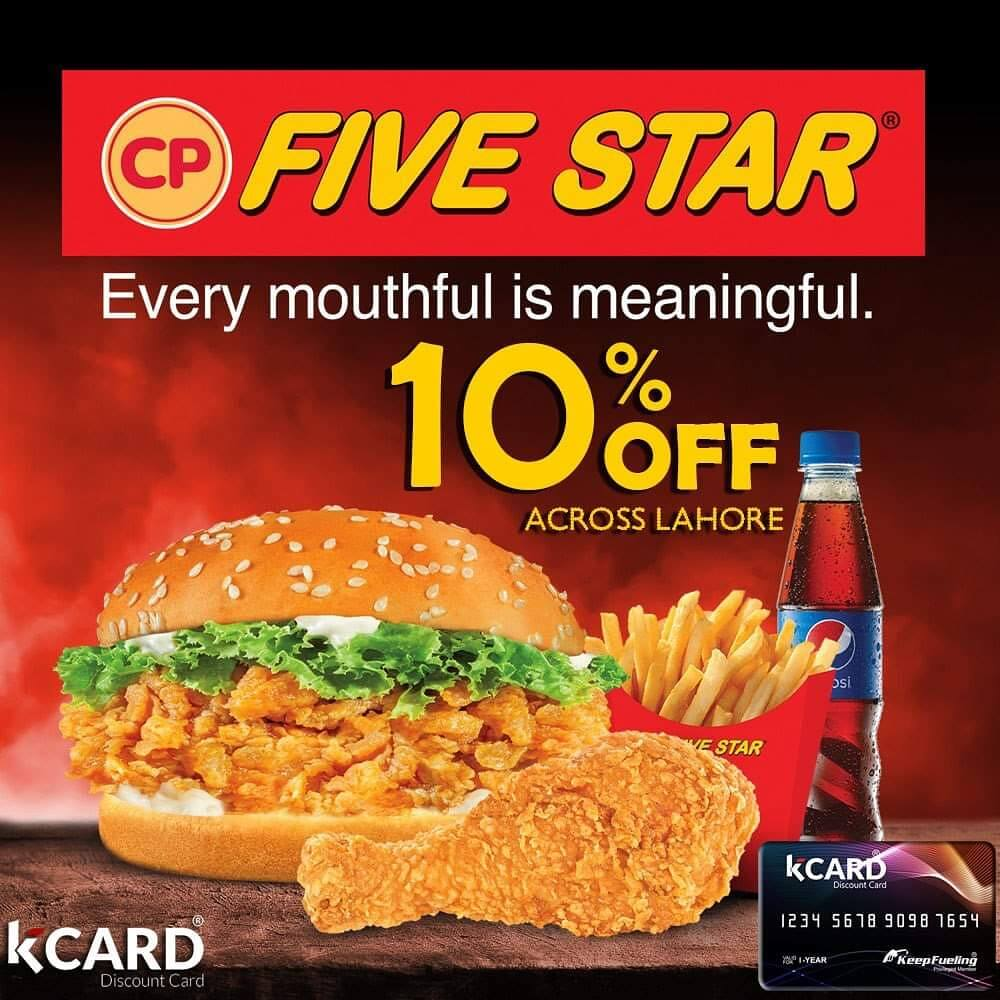 CP Five Star
