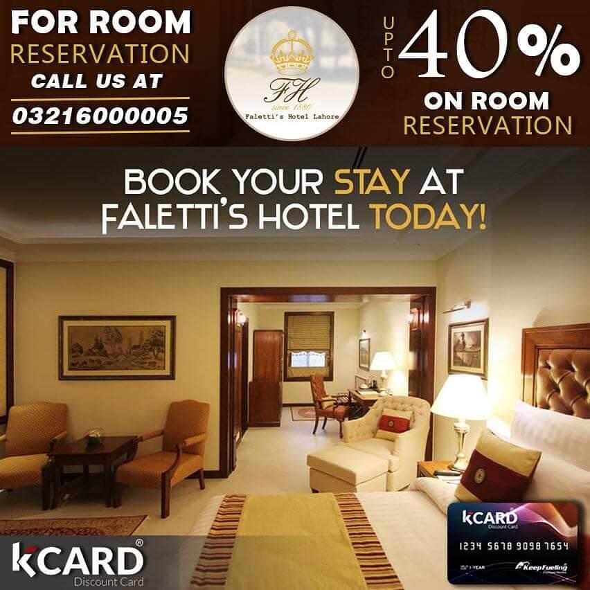 Falettis Hotel